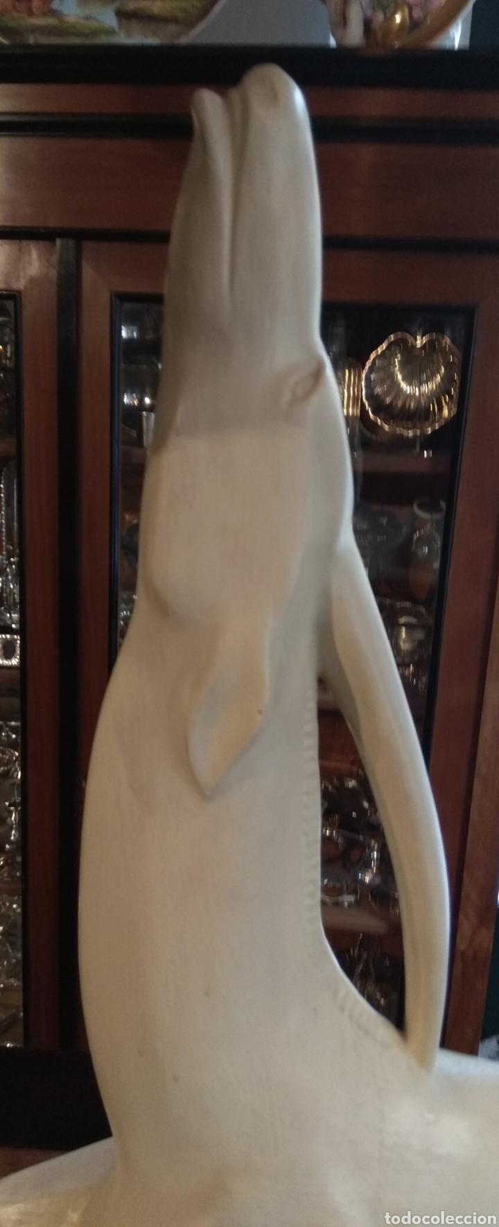 Arte: Escultura Art Deco Antílope - Foto 13 - 133251906