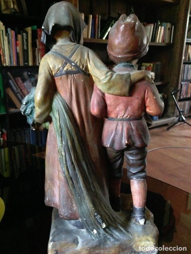 Arte: Escultura siglo XIX o XVIII - Foto 2 - 135923910