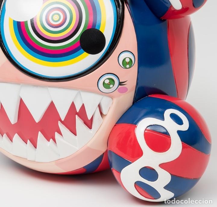 Arte: Takashi MURAKAMI Mr. DOB Figure (ORIGINAL Limited Edition) by BAIT x SWITCH Collectibles - 2016 - Foto 7 - 109120051