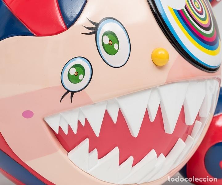 Arte: Takashi MURAKAMI Mr. DOB Figure (ORIGINAL Limited Edition) by BAIT x SWITCH Collectibles - 2016 - Foto 10 - 109120051