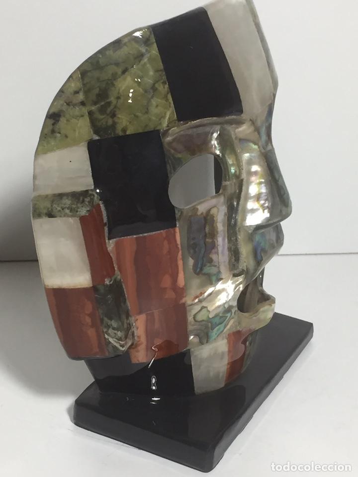 Arte: Máscara azteca - Foto 15 - 142320810