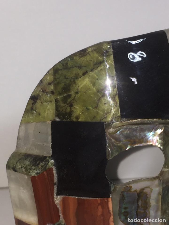 Arte: Máscara azteca - Foto 17 - 142320810