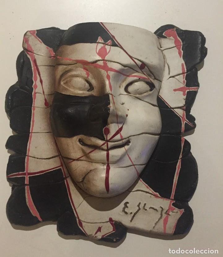 MASCARA (Arte - Escultura - Otros Materiales)