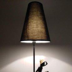 Arte: LAMPARA DECORATIVA (ARTE DE AUTOR). Lote 155610646