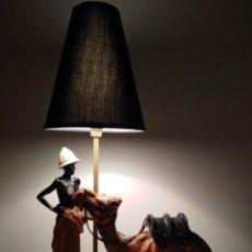 Arte: LAMPARA DECORATIVA (ARTE DE AUTOR). Lote 155611050