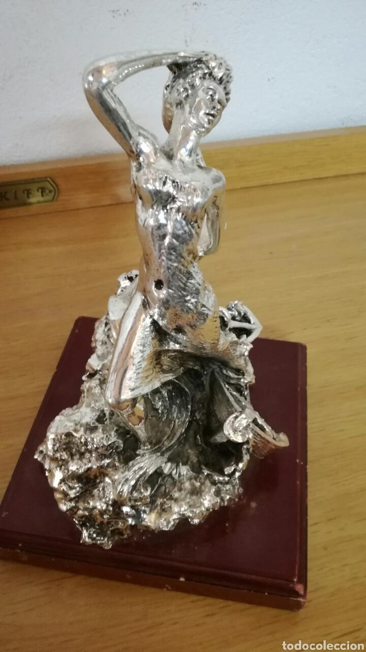 Arte: Escultura muy bonita firmada por marnely - Foto 3 - 157888833