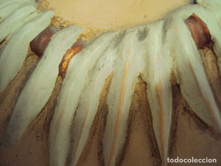 Arte: (ANT-190450)GIGANTESCA FIGURA DE INDIO EN FIBRA DE VIDRIO - Foto 48 - 177551929