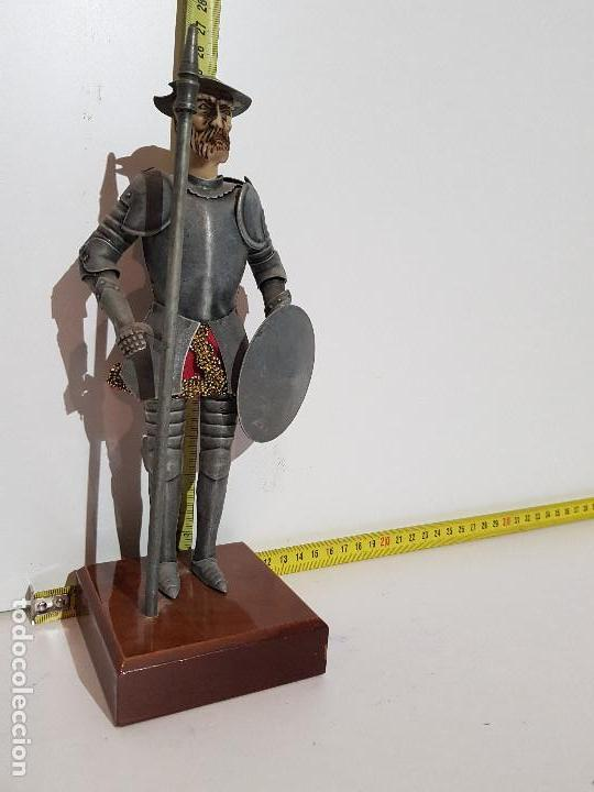 BELLA IMAGEN DE DON QUIJOTE (Arte - Escultura - Otros Materiales)