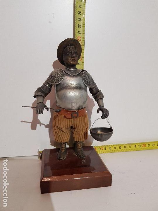 BELLA IMAGEN DE SANCHO PANZA (Arte - Escultura - Otros Materiales)