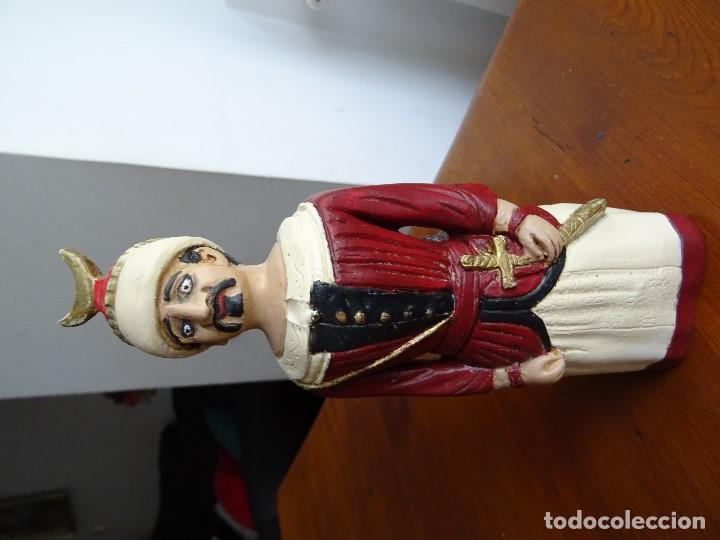 Arte: Gigantes de Pamplona, 8 figuras macizas, 20 cm - Foto 5 - 162931642