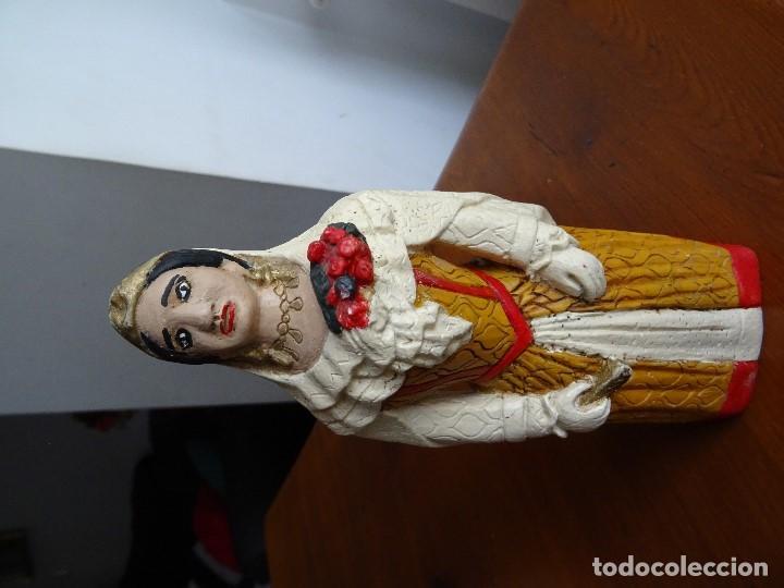 Arte: Gigantes de Pamplona, 8 figuras macizas, 20 cm - Foto 6 - 162931642