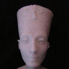 Arte: NEFERTITI - HECHO EN 3D . EFECTO MARMOL - 60X40.MM - TOTALMENTE NUEVO. Lote 167499840