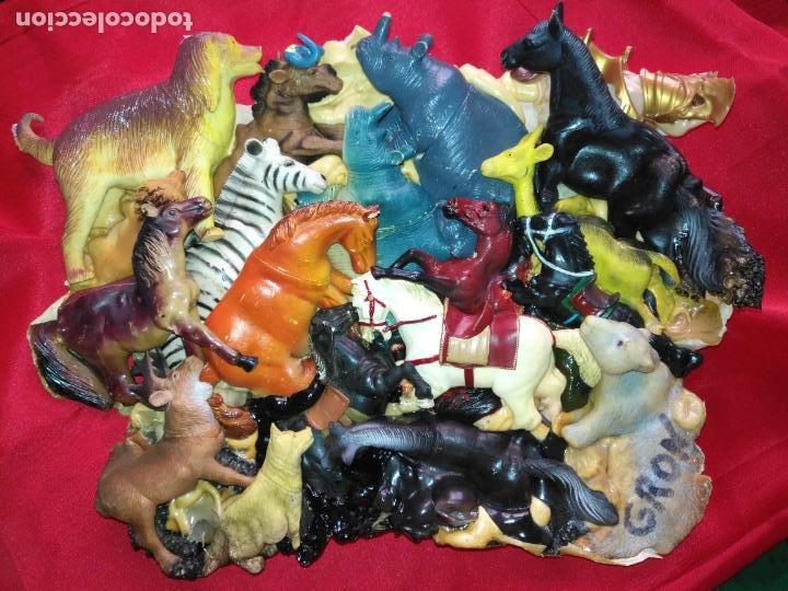 Arte: ARTE MODERNO escultura relieve titulo EL ARCA DE GRON siglo xxi gron 33X25 cm TECNICA PLASTICA - Foto 9 - 168366580