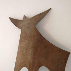 Arte: MACHU HARRAS INTERESANTE OBRA EN METAL DE LA ARTISTA MALAGUEÑA ESCULTURA P/A. Lote 172199300