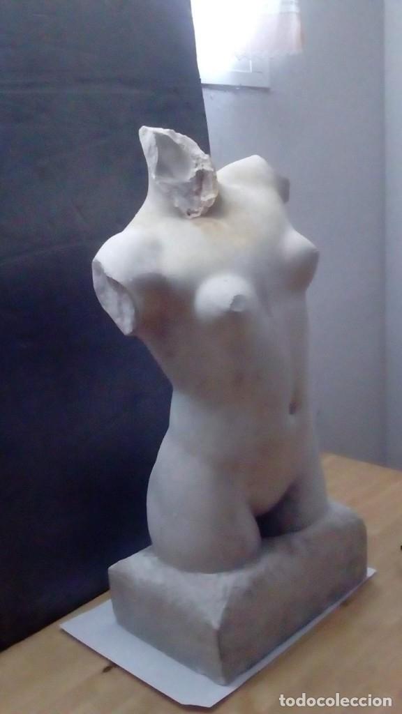 Arte: Busto escayola - Foto 3 - 174404533