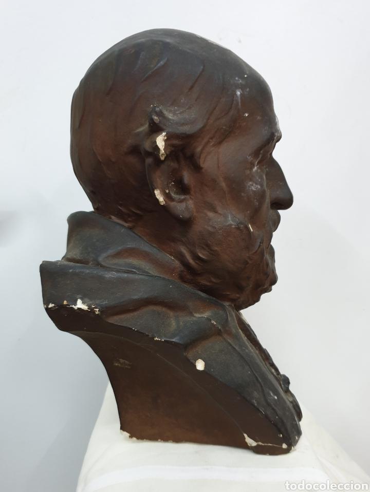 Arte: Busto de escayola - Foto 2 - 175757575