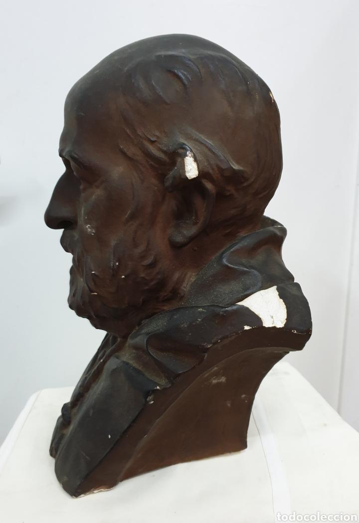 Arte: Busto de escayola - Foto 3 - 175757575