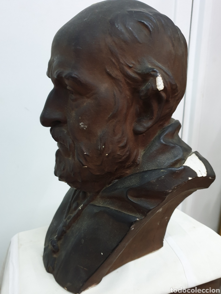 Arte: Busto de escayola - Foto 6 - 175757575