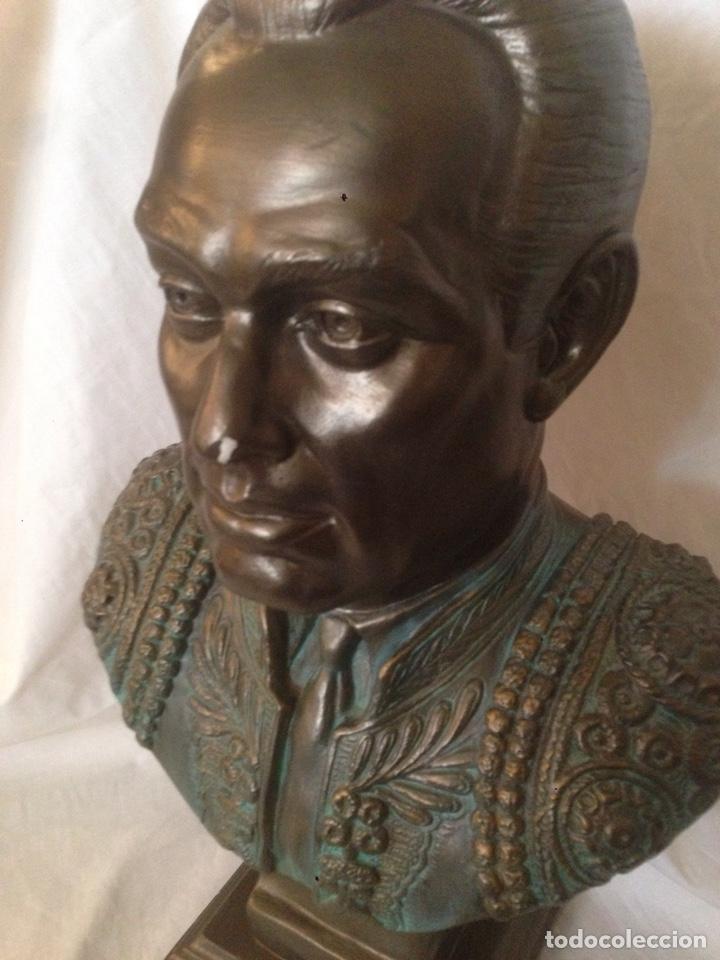Arte: Busto de escayola de Curro romero - Foto 3 - 178663123