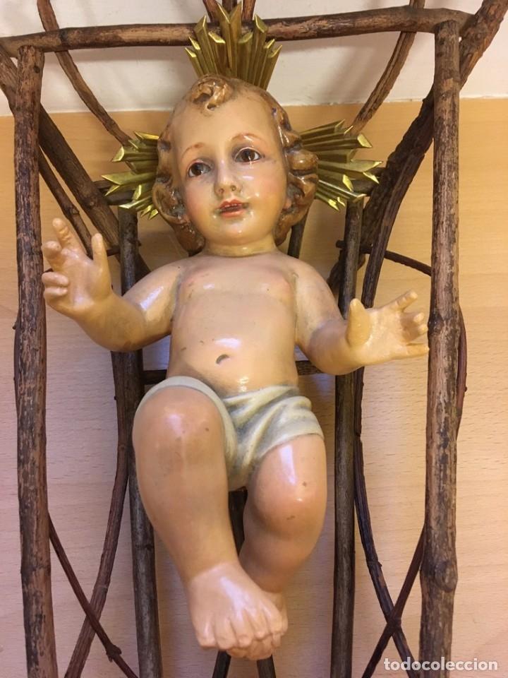 Arte: Niño Jesús de Olot - Foto 3 - 206969565