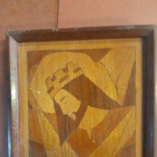 Arte: REY, EN MADERA. OBRA DE FRANCESC GASSO. UNA OBRA DE ARTE EN TU CASA. Lote 182606737