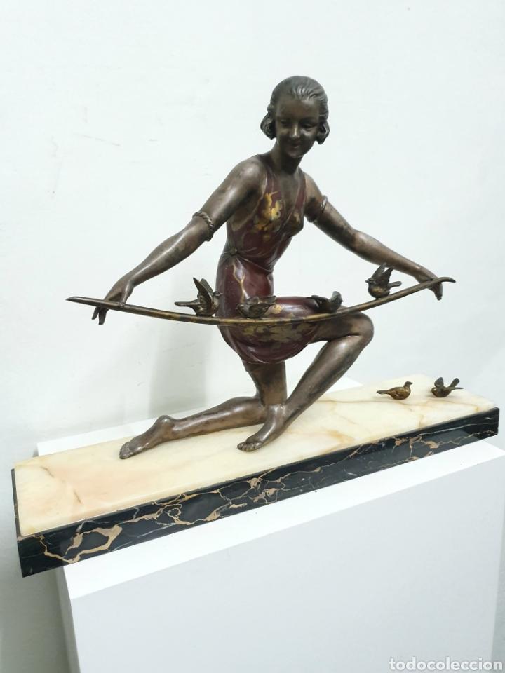 Arte: Escultura Art Deco. - Foto 2 - 183192025