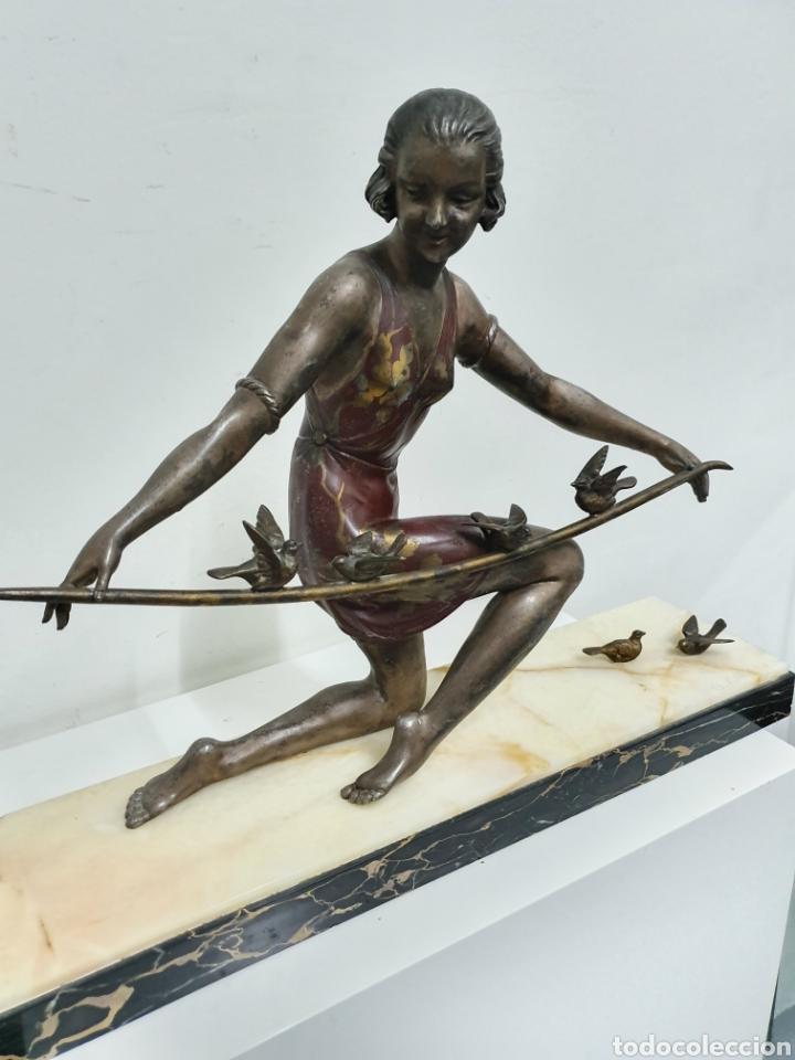 Arte: Escultura Art Deco. - Foto 5 - 183192025