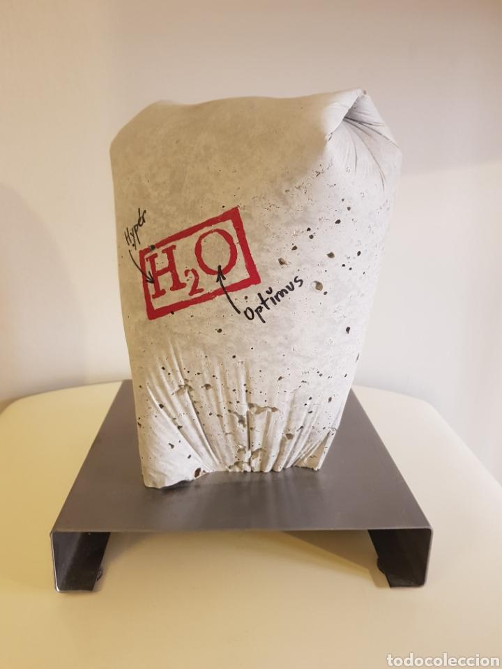 ESCULTURA DISEÑO OBRA ORIOL TEIXIDOR 2006 HYPER H2O OPTIMUS (Arte - Escultura - Otros Materiales)