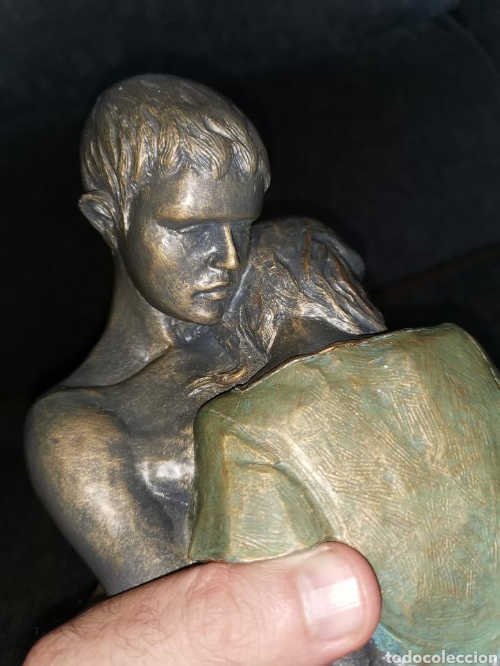 Arte: Escultura original Angeles Anglada. - Foto 6 - 183791297