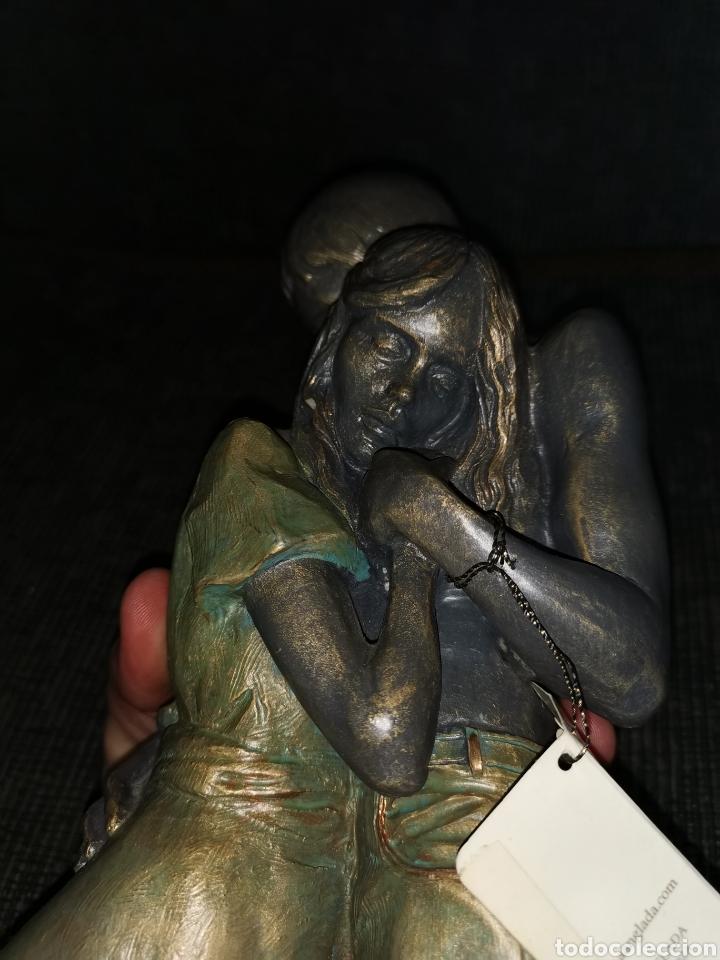 Arte: Escultura original Angeles Anglada. - Foto 7 - 183791297