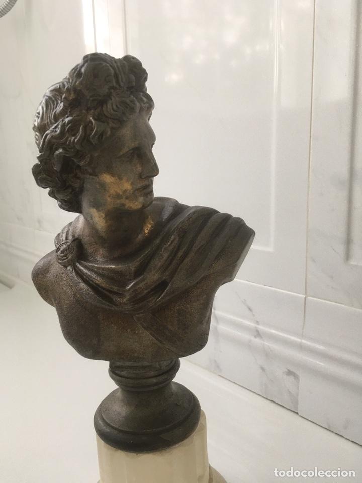 Arte: Busto de Apolo del Belvedere - Foto 3 - 188728963