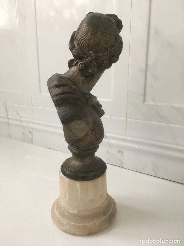 Arte: Busto de Apolo del Belvedere - Foto 4 - 188728963