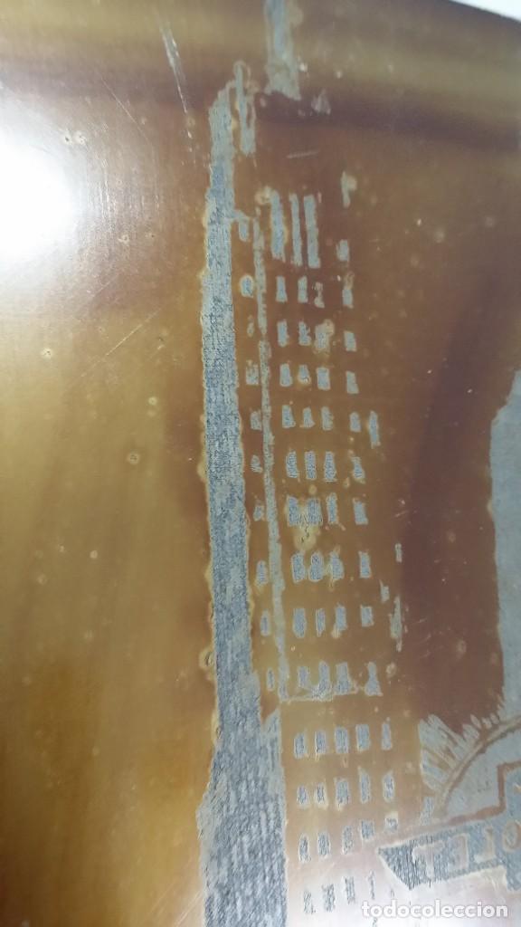 Arte: Hans FIGURA, 2 planchas originales para grabados a la aguatinta, CHICAGO, 1930 - Foto 6 - 191351975