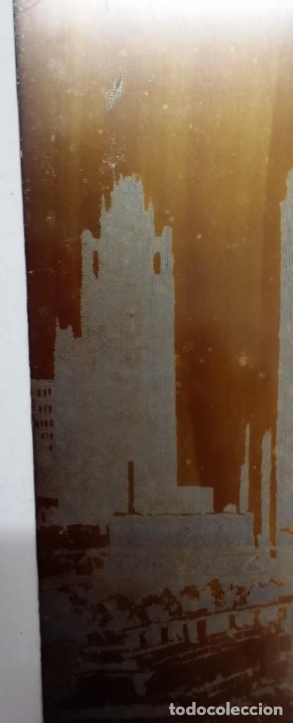 Arte: Hans FIGURA, 2 planchas originales para grabados a la aguatinta, CHICAGO, 1930 - Foto 7 - 191351975