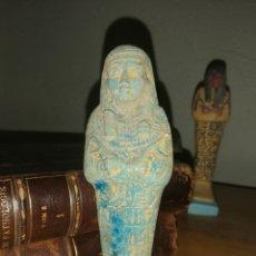 Arte: AUTÉNTICO SHABTI EGIPCIO. Lote 191767611