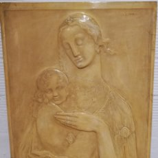 Arte: MATERNIDAD POR FREDERIC MARÉS (1893-1991). Lote 193825838