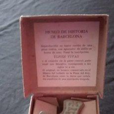 Arte: REPRODUCCION PIEZA VOTIVA ELPIDI VIVAS. Lote 194276406