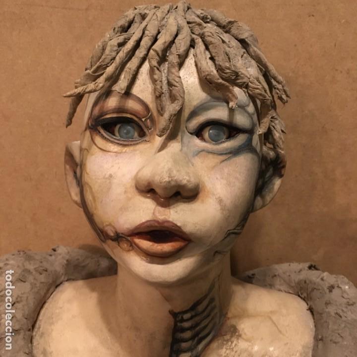 Arte: Escultura en cartón piedra - Foto 2 - 194364096