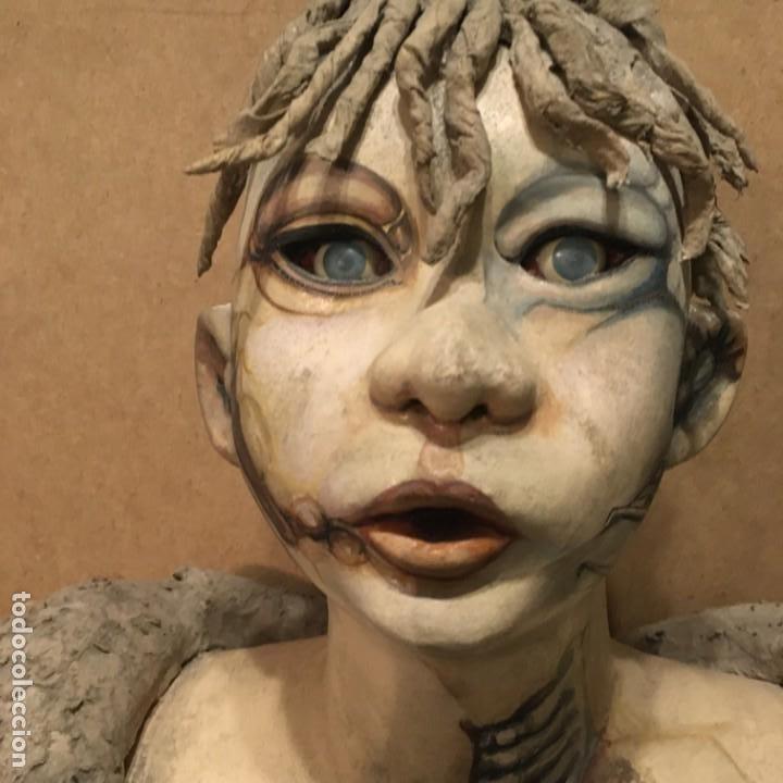 Arte: Escultura en cartón piedra - Foto 8 - 194364096