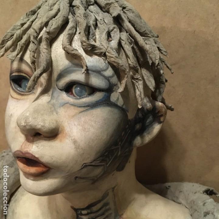 Arte: Escultura en cartón piedra - Foto 9 - 194364096
