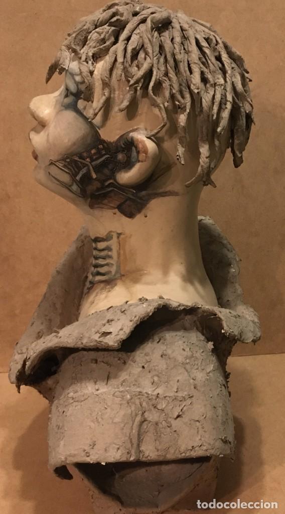 Arte: Escultura en cartón piedra - Foto 10 - 194364096