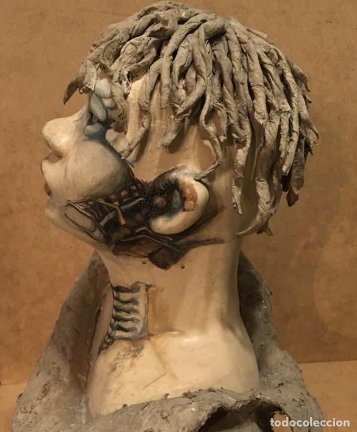 Arte: Escultura en cartón piedra - Foto 12 - 194364096