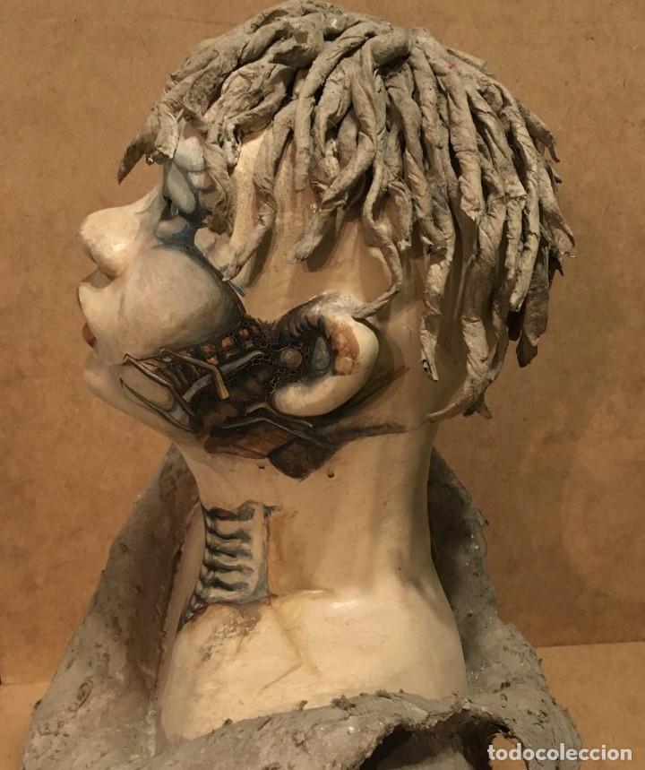 Arte: Escultura en cartón piedra - Foto 13 - 194364096
