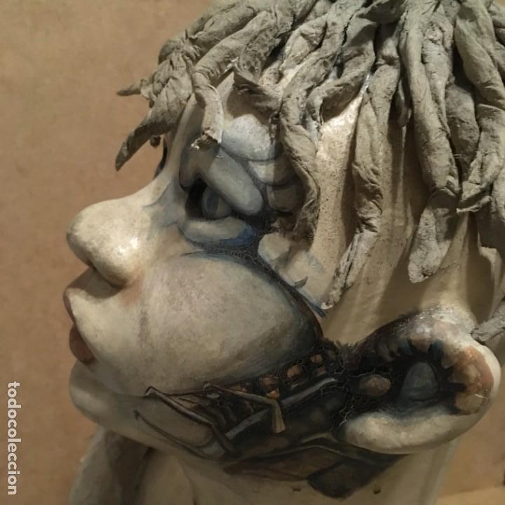 Arte: Escultura en cartón piedra - Foto 14 - 194364096