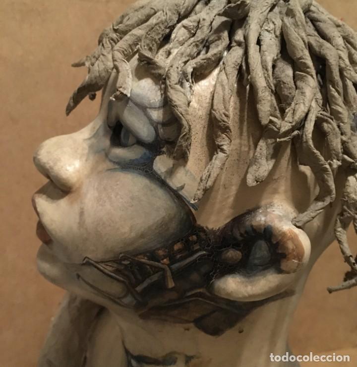 Arte: Escultura en cartón piedra - Foto 15 - 194364096