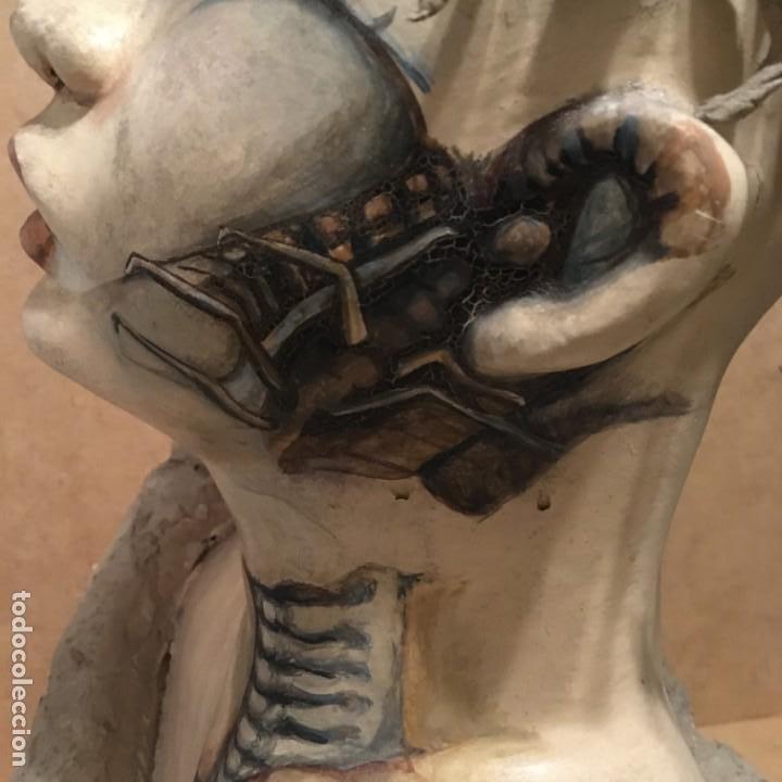 Arte: Escultura en cartón piedra - Foto 16 - 194364096