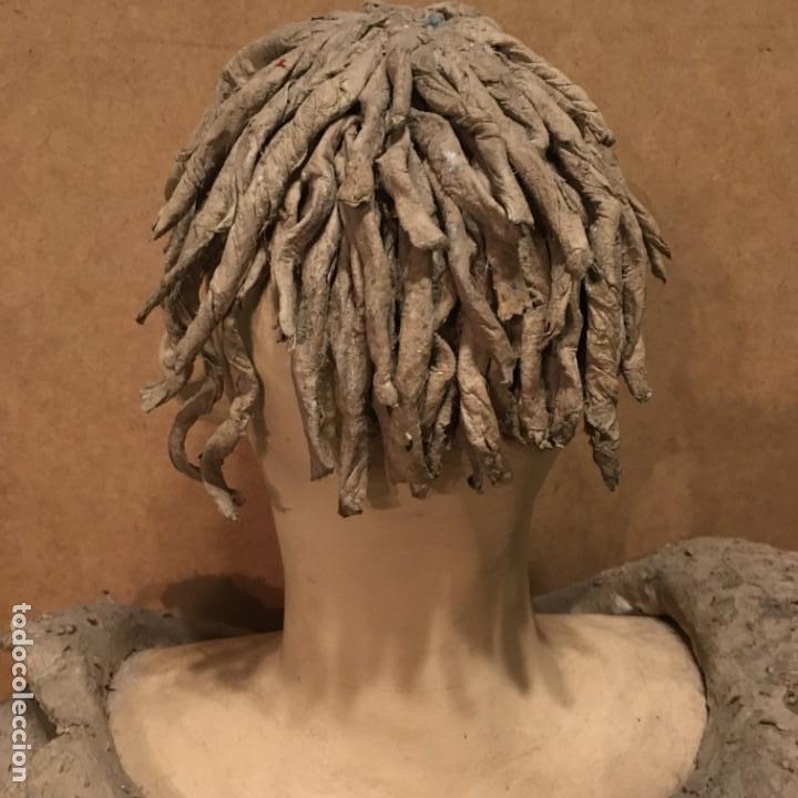 Arte: Escultura en cartón piedra - Foto 19 - 194364096