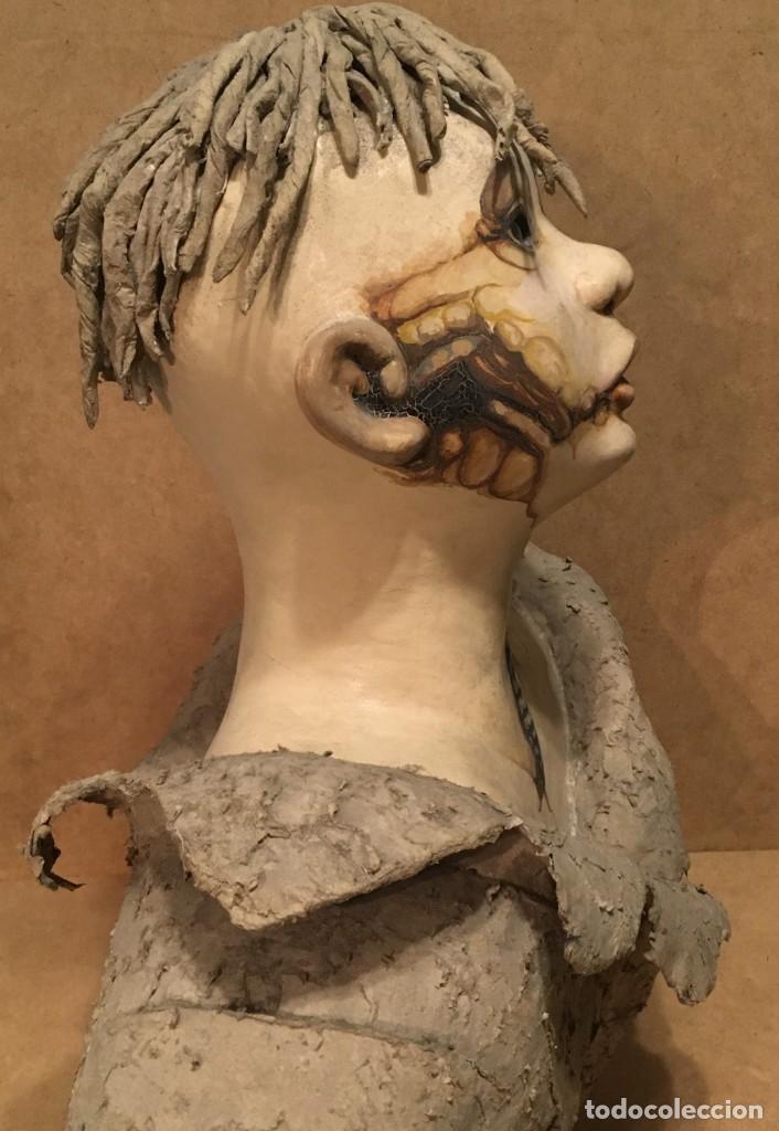 Arte: Escultura en cartón piedra - Foto 21 - 194364096