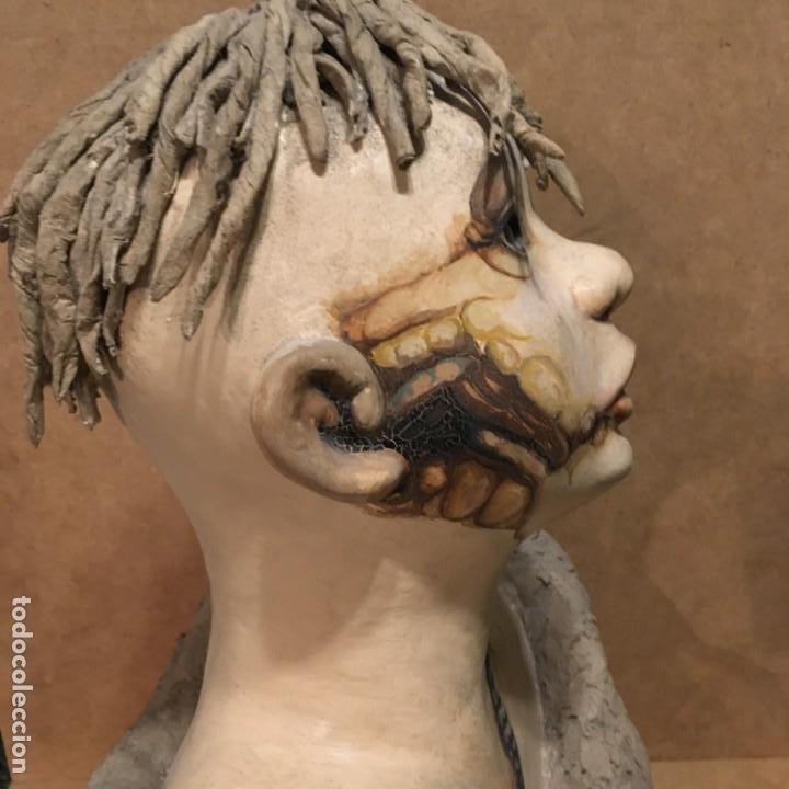Arte: Escultura en cartón piedra - Foto 22 - 194364096