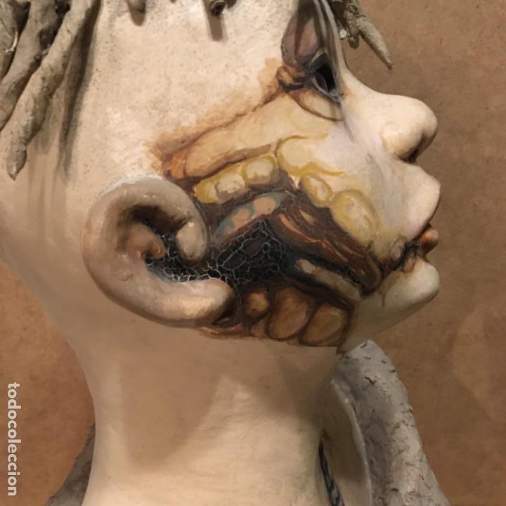 Arte: Escultura en cartón piedra - Foto 23 - 194364096